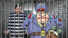 Коллаж Марии СМИРНОВОЙПокровительство за деньги Зона коррупции