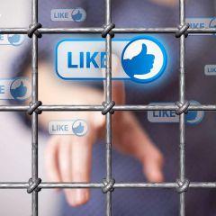 На скамье подсудимых за один клик Месяц безопасного Интернета Информационное общество
