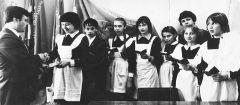 """Фото из архива В.ЛеонтьеваГлавное,ребята,сердцем не стареть! """"Грани"""" отметили 100-летие ВЛКСМ 100 лет ВЛКСМ"""