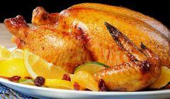 Курица в апельсинахЧтобы 2020-й принес удачу Семейный стол Новый год - 2020