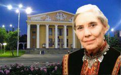Народная артистка СССР Вера Кузьмина16 ноября - день рождения народной артистки СССР Веры Кузьминой Вера Кузьмина