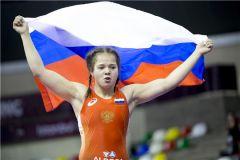 Мария Кузнецова – бронзовый призёр чемпионата Европы по спортивной борьбе вольная борьба