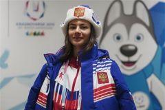Лана Прусакова – чемпионка Всемирной зимней Универсиады Лана Прусакова Спорт Универсиада