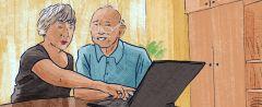 """Как живешь, пенсионер?К Дню пожилых людей в редакции газеты """"Грани"""" пройдет горячая линия """"Как живешь, пенсионер?"""" горячая линия"""
