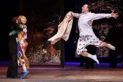 Принц-несмеяна взлетел от любви.На сцене — ее величество Опера Территория культуры XXVI Международный оперный фестиваль