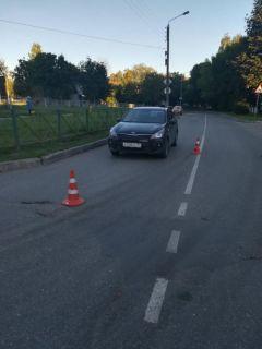 Место ДТП на Солнечной21 и 23 августа в Новочебоксарске произошли два ДТП с участием несовершеннолетних ДТП с несовершеннолетним