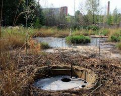 Фото М. Иванова.Землям вблизи Новочебоксарска нанесен ущерб на 32 миллиона рублей экология