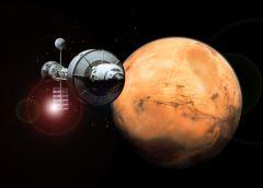 mars.jpgПолеты на Марс состоятся не ранее 2030 года марс космос
