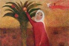 В Центре современного искусства работает выставка «Марьям, срывающая плод»