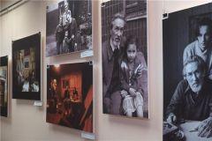 Национальная библиотека приглашает на юбилейную выставки «Мир Геннадия Айги» Геннадий Айги