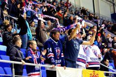 Чебоксарских болельщиков ожидает дерби лидеров Первенства ВХЛ ХК Чебоксары