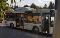 В Новочебоксарске на маршруте 101с ходит МАЗ-206085.Минтранс рекомендует большие автобусы общественный транспорт