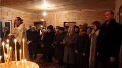 В Новочебоксарске состоялся молебен в честь святой Ксении Петербургской