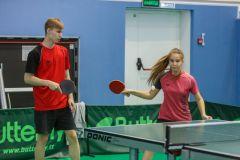 Новый ФОК Чебоксар принимает первые соревнования фок настольный теннис Глава Чувашии Михаил Игнатьев