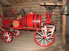 Чебоксарской пожарной охране 210 лет! Государственному пожарному надзору — 85 лет Бди! пожарная безопасность