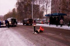 В Новочебоксарске пьяный водитель сбил двух пешеходов