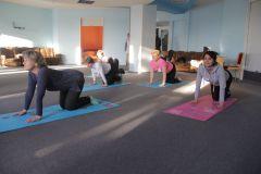 """Занятия в зале лечебной физкультуры настроят на позитив и зарядят энергией. Очищение в """"Надежде"""" — путь к долголетию Санаторий """"Надежда"""""""