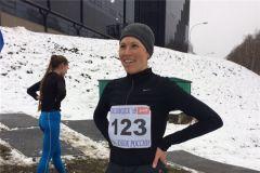 Елена Наговицына выиграла Кубок России по кроссу Спорт