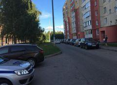 Место ДТП в НовочебоксарскеЗа один день в Чебоксарах, Новочебоксарске и Батырево в ДТП пострадали дети ДТП с несовершеннолетним