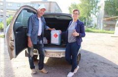 ПАО «Химпром» оказал благотворительную помощь подшефному учреждению Химпром