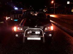 Иномарка сбила трех девушек на пешеходном переходе в Новочебоксарске ДТП