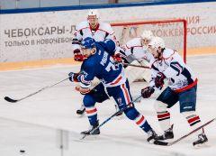 Сегодня ХК «Чебоксары» начинает сезон с товарищеского матча с саратовским «Кристаллом»