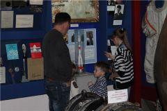 В Музее космонавтики. Фото cap.ruМузей космонавтики в Шоршелах 23 февраля можно будет посетить бесплатно по военному билету музей космонавтики в Шоршелах