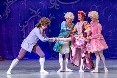 """""""Золушка"""".Вечно торжествующий балет XXIII Международный балетный фестиваль"""