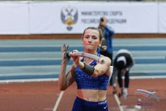 "Анжелика Сидорова. Фото rusathletics.infoВторой результат сезона в мире показала Анжелика Сидорова на ""Русской зиме"" Анжелика Сидорова"