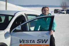 «Автоwoman» выяснили кто лучше водит машину 8 марта автоспорт