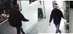 Грабитель попал на камеру 1МВД устанавливает личность ограбившего ювелирный салон в Чебоксарах кража в магазине