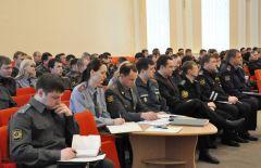ovd.jpgНовочебоксарские милиционеры подвели итоги года итоги милиция