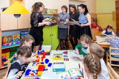 Фото из архива детсадаОдаренные дети — будущее России Одаренные дети Круглый стол