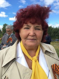Дина АлихметоваУраево-Магазь хранит память  и чтит подвиг своих земляков Лица Победы 75 лет Победе