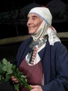 Вера Кузьмина в 93 года все так же зажигает на сцене.Любимый народом театр Чувашский драмтеатр Территория культуры