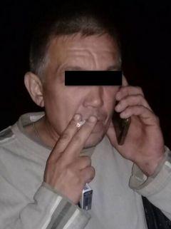 Пьяный, задержанный в Атлашеве, в крови алкоголя 0,433 мг/л, управлял ВАЗ-2111.Алкоголь лишает разума и прав Рейд нетрезвый водитель