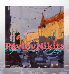 Афиша выставкиВ Чебоксарах открывается выставка акварельных работ художника Никиты Павлова Выставка Анонс
