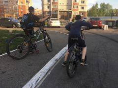 Езжу, где хочу. Фото Регины МАКСИМОВОЙВелосипед купил и на ПДД забил? велосипеды Хватит погибать на дорогах!