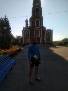 Собор в Новочебоксарске Роберту понравился.Охота экстриму Колесо путешествий
