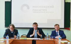 Обсуждены перспективы сотрудничества ПАО «Химпром» и Чебоксарского Политеха Химпром