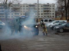 politsiia_5.jpgПолицейские показали «класс» новочебоксарцам  Новочебоксарск Классный полицейский Дети Безопасность Акция