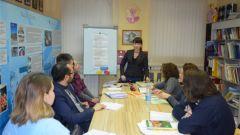 В школе чувашского языка при Полпредстве республики состоялись первые занятия в новом учебном году