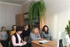 В администрации Новочебоксарска состоялся онлайн-просмотр ежегодного Послания Главы Чувашской Республики Госсовету Чувашии
