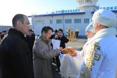 В Чувашскую Республику прибыл Чрезвычайный и Полномочный Посол Японии в России Тоёхиса Кодзуки