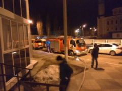 Фото МЧС В Новочебоксарске при пожаре на Речном бульваре погибли двое детей  пожар