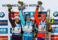 preview.jpgТатьяна Акимова одержала первую победу на Кубке Мира Биатлонистка Татьяна Акимова биатлон