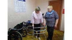 Костыли и коляски можно взять напрокат  инвалиды пожилые средства реабилитации
