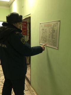 Торговый центр Новочебоксарска к проверке оказался не готов торговые центры Проверка