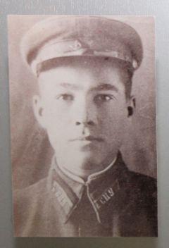 Пулеметчик Смирнов Лица Победы Бессмертный полк