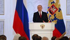 Путин огласит Послание Федеральному Собранию 1 марта Президент Путин Послание